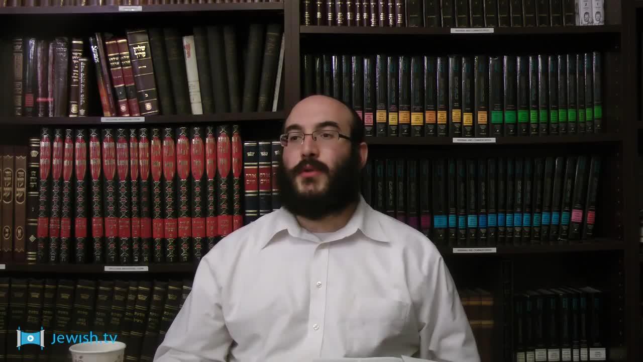 Learning the Haftorah: Nachamu, Part 1