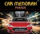 Menorah Car Parade