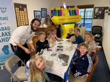 Chanukah Kids Club