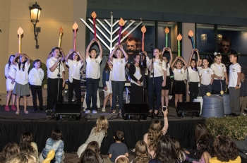 Chanukah 2018 in the Community
