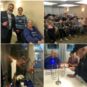 Chanukah Gift Giving 2018