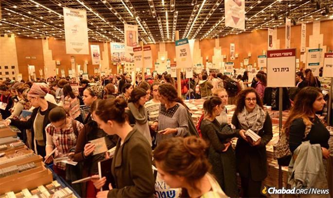 There are separate hours for women at the book fair. (File photo: ICC)