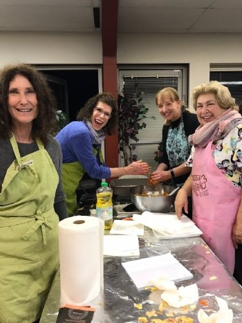 Womens Circle: The Great Latka Cook-Off