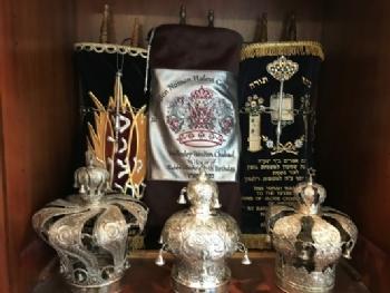 Torah Dedication 2017