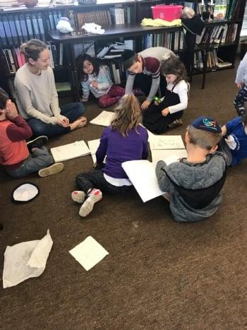 Hebrew school learning & Fun