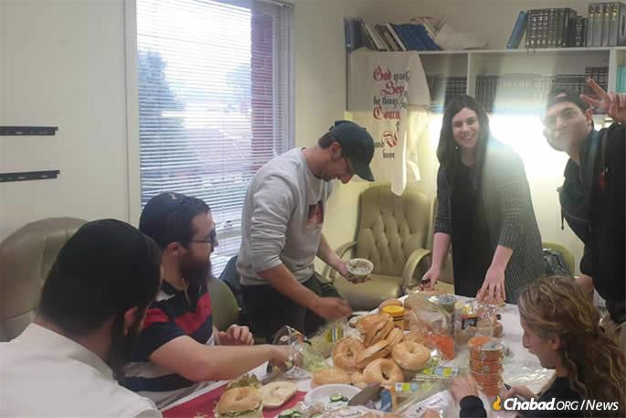 Preparing meals for those in need as fires rage through Australia.