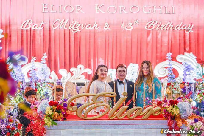 Elior's family are mainstays of the Las Vegas Jewish community. (Photo: Kang Predi/Teh Ranie)