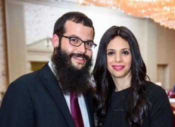 Rabbi Mendy & Chaya Lubin