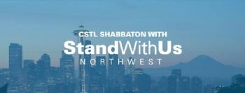 StandWithUs Northwest Shabbaton