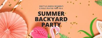 Summer Backyard Party