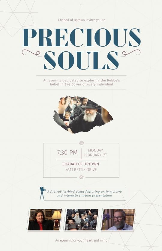 Precious Souls - JEM Yud Shevat