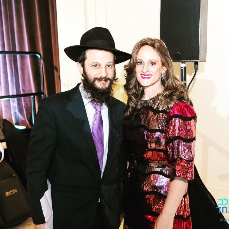 Rabbi & Mrs. Vigler