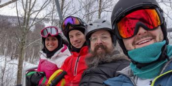 Young Professionals Ski Trip