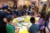 Chabad Hebrew School Tu B'shvat Health Bar & Taste Buds Game Show