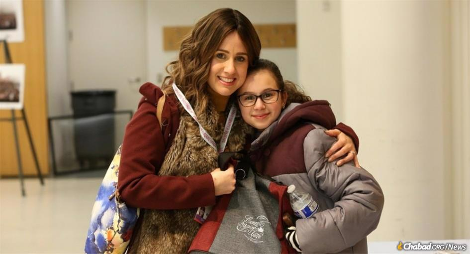 Women and girls from around the world have been arriving in the Crown Heights neighborhood of Brooklyn, N.Y., for the International Conference of Chabad-Lubavitch Women Emissaries. (Photo: Kinus.com)