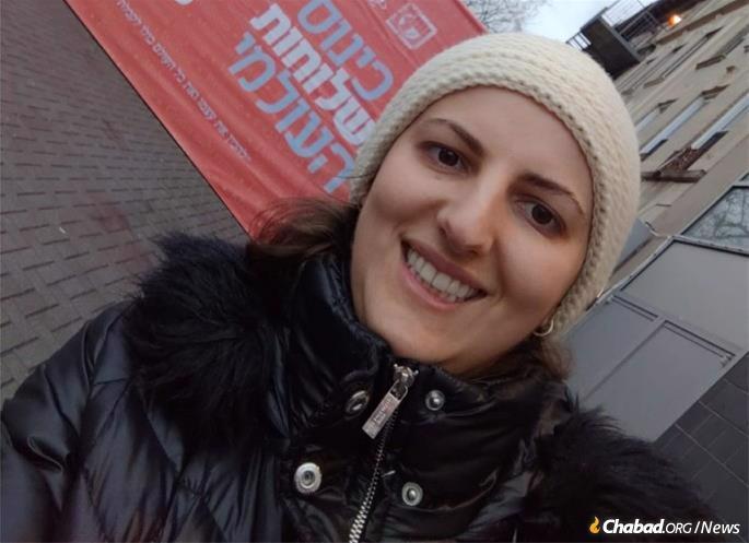 Vanessa Chalem of Boston