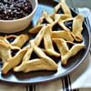 Classic 'Lekvar' (Prune Butter) Hamantaschen