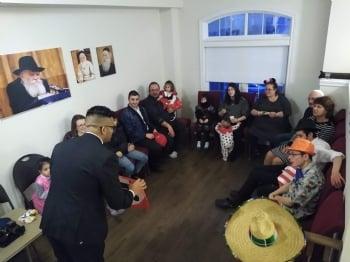 Community Purim Party