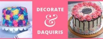 Decorate & Daquiris