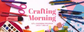 Crafting Morning