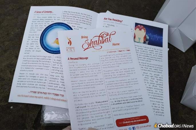 A Bring Home Shabbat Guide in London