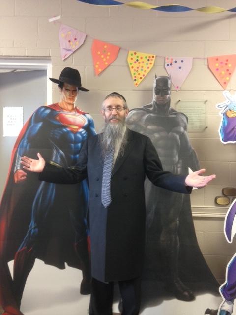 Superhero Purim Bash, 2020