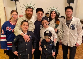 Purim in NYC 2020