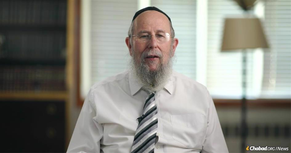 Rabbi Yehuda Refson