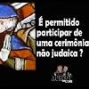 É permitido participar de uma cerimônia não judaica? – 29