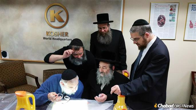 Rabbi Don Yoel was known to speak his mind and make sure kosher standards were never compromised in any way, a charge he received directly from the Rebbe.