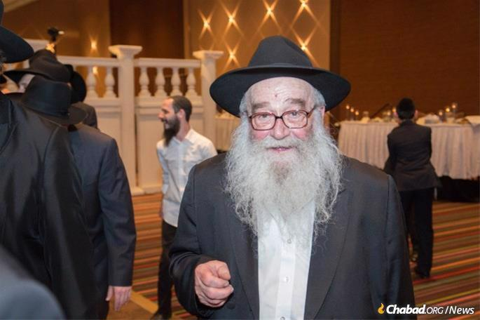 Although Chein never held an official rabbinic position, he saw himself as a foot soldier in the mission of the Rebbe—Rabbi Menachem M Schneerson, of righteous memory—of spreading Judaism to every Jew.
