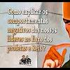 Como explicar comportamentos negativos dos nossos líderes no Tanach? – 158