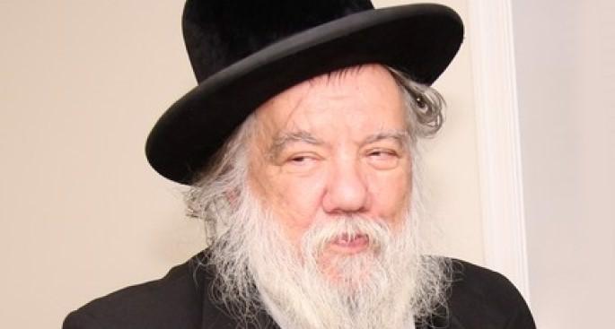 Rabbi Chaim Moshe Strulovics