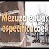 Mezuza e suas especificações – 130