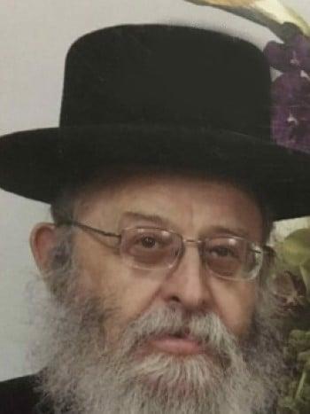 Rabbi Boruch Hersh Feder