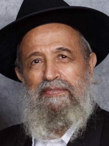 Rabbi Menachem Nissim