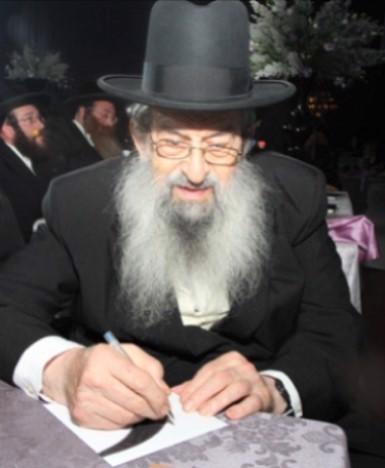 Rabbi Aryeh Roth (Photo: BoroPark24)