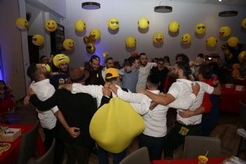 Emoji Purim Celebration #1 2020