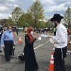 More Than 150,000 Much-Needed Masks Distributed by Chabad in New Jersey