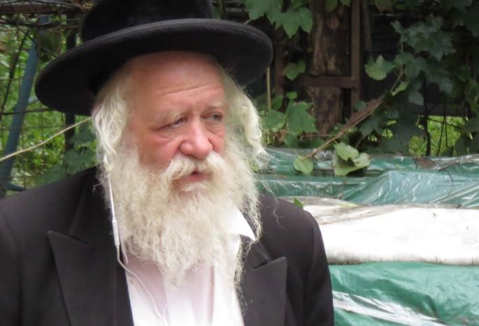 Rabbi Aron Hersh Kleinman (Photo: The Chesed Fund)