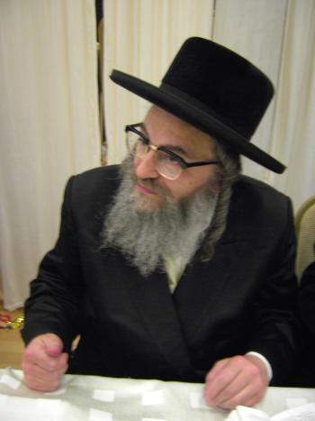 Rabbi Uri Ashkenazi (Photo: Wikimedia Commons)