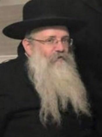 Rabbi Boruch Aharon Zilberman