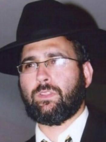 Rabbi Chaim Yechezkel Shraga Dahan