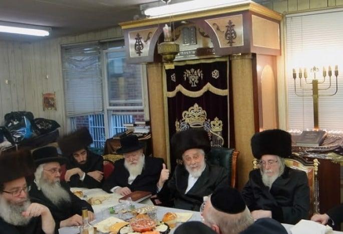 Rabbi Yaakov Mordechai Weinberger (Photo: BoroPark24)