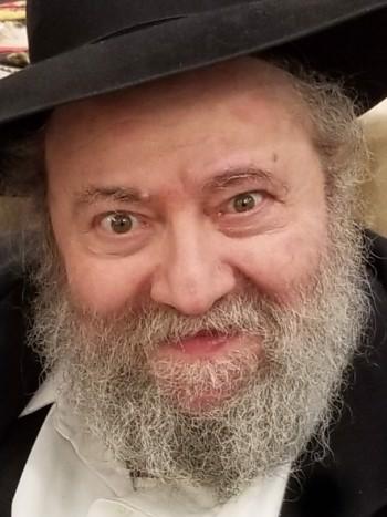 Rabbi Yosef Tzvi Czapnik (Photo: The Lakewood Scoop)