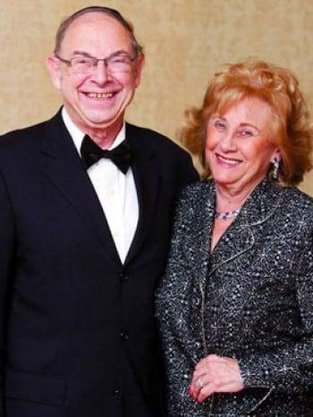 Hyman and Ann Arbesfeld (Photo: Yeshiva University)
