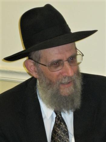 Dr. Binyomin (Norton) Sokol (Photo: Kavod Acharon)