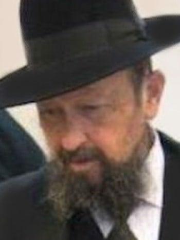 Rabbi Moshe Rochelson