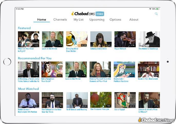 """The site now boasts larger video previews and a focus on curated channels, including short insights, editor's picks and a new algorithmic """"Recommended for You"""" section, making it simpler to traverse the site's 23,502 videos and counting. Hebrew and Russian versions of the new video site are also now accessible with more languages on the way."""