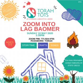 Torah Tots - Lag Baomer